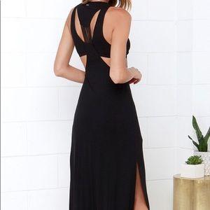 RVCA Nite Moves Maxi Dress - Brand new